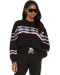 Electric and Rose Betty Sweatshirt - Black