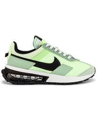 Nike Air Max Pre-day Trainer - Green