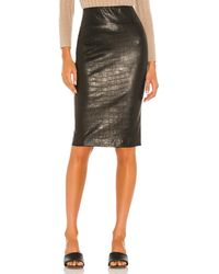 SPRWMN Pencil Skirt - Black