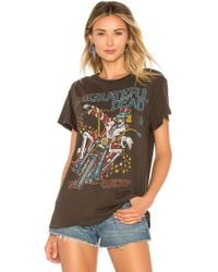 MadeWorn - The Grateful Dead In Concert Tee In Black - Lyst