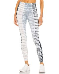 Electric and Rose Sunset legging - Gris