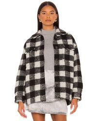 AllSaints Fenix Check Jacket - ブラック