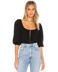 LPA Brigitte セーター - ブラック