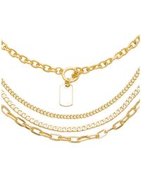 8 Other Reasons - Cadet Lariat Necklace - Lyst