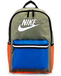 Nike NK Heritage Backpack - Grün