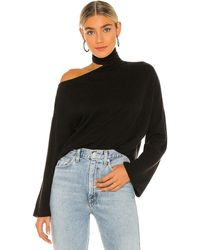 Enza Costa スウェットシャツ - ブラック