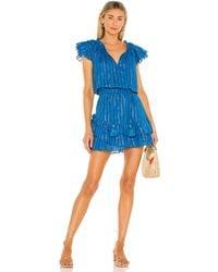 Karina Grimaldi Daisey ドレス - ブルー