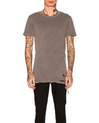 Ksubi Sioux Tシャツ - グレー