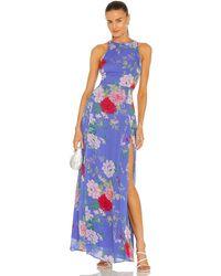 Yumi Kim Dream Maxi Dress - Blue