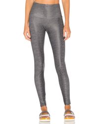 Onzie | High Rise Legging | Lyst