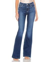 PAIGE - Genevieve Flare. Size 24. - Lyst
