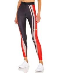 P.E Nation Pace Change Legging - Red