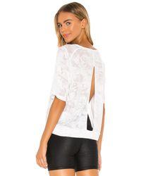 Varley Marr Tシャツ - ホワイト