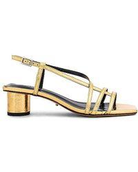 Tony Bianco Perri Sandal - Metallic