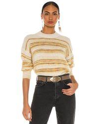 Étoile Isabel Marant Gatliny セーター. Size 38/6, 40/8. - イエロー