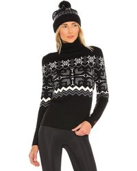 Perfect Moment Nordic セーター - ブラック