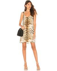 Acacia Swimwear - Flores Dress In Brown - Lyst