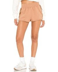Free People X Fp Movement Halfway There Short - Multicolour