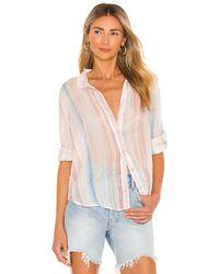 Bella Dahl Capri ボタンダウンシャツ - マルチカラー