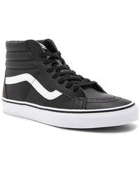 609925a904606a Lyst - Men s Vans High-top sneakers On Sale