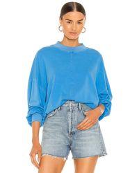 Electric and Rose Jersey davis - Azul