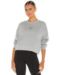 Nike - Nsw Crew Zero Waste Sweatshirt - Lyst