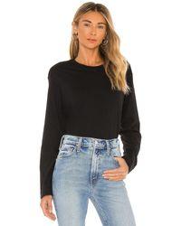 ATM - Tシャツ In Black. Size Xs, L. - Lyst