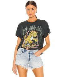 Daydreamer Camiseta gráfica def leppard - Multicolor