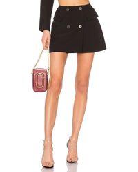 Danielle Guizio - Blazer Mini Skirt - Lyst