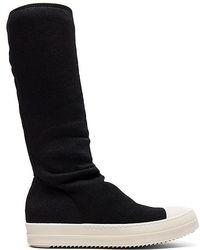 DRKSHDW by Rick Owens - Sock Sneakers - Lyst
