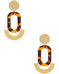 8 Other Reasons - X Revolve Sicily Hoops - Lyst