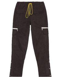 Rhude Cargo Trousers - Grey