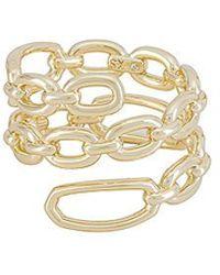 Kendra Scott Ryder Wrap Ring - Metallic