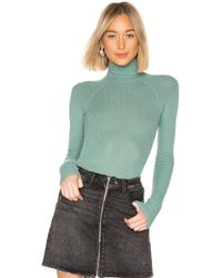 Free People - All You Want Bodysuit In Sage - Lyst