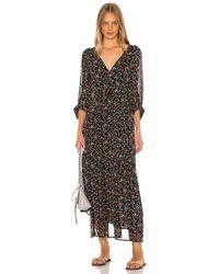 Apiece Apart - Bouganvillea Wrap Dress - Lyst