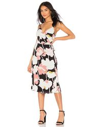 Cupcakes And Cashmere - Chayene Dress In Black - Lyst