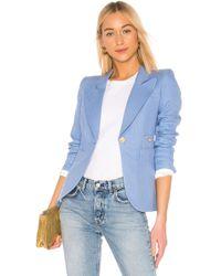 Smythe Veste Classic Duchess - Bleu