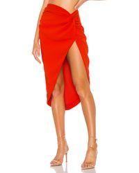 Nbd Kayla Skirt - Rot