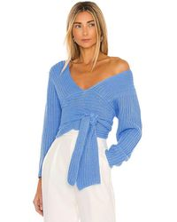 ATOIR Perfect Game Knit Jumper - Blue