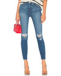 Lovers + Friends - Davey High-rise Skinny Jean - Lyst
