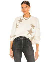 AllSaints Star セーター - ホワイト