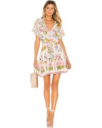 Spell & The Gypsy Collective Wild Bloom Playdress - Multicolour