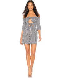Lioness - Ultimate Desire Mini Dress - Lyst