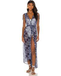 BOAMAR Athenas Kimono - Blue