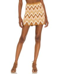 Free People - Heat Of The Moment スカート - Lyst