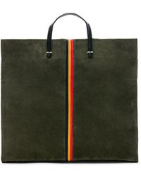 Clare V. - Simple Tote In Army. - Lyst