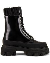 Ganni Ботинки В Цвете Черный
