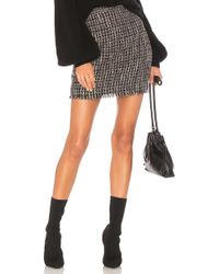 House of Harlow 1960 X Revolve Blair Skirt - Black