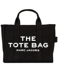 Marc Jacobs Small Traveler トート - ブラック