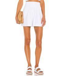 Susana Monaco Flirty Short - White